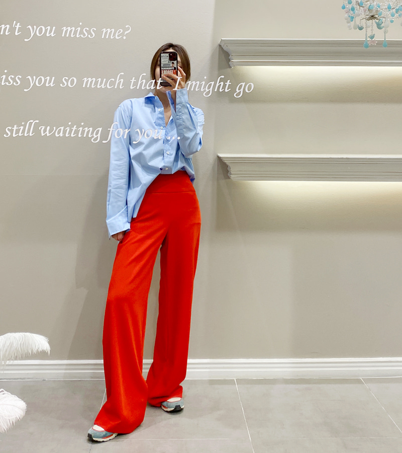 Reese Pants (red)