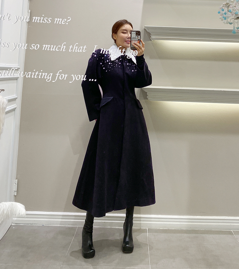 Miu Princess Coat